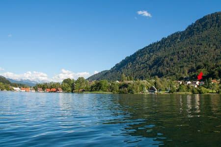 Ferienwohnung direkt am See - Immenstadt im Allgäu