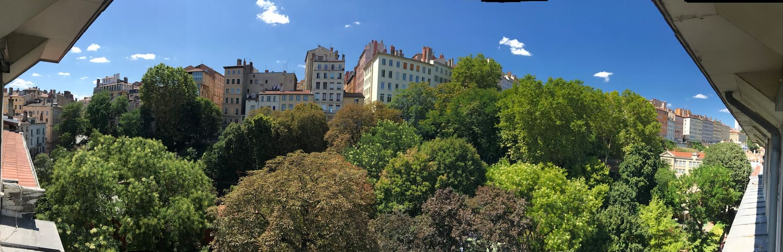 "❤ ""Central Park"" Lyonnais 3*** (6p) -Vue Panoramic"