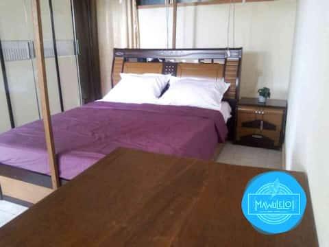 Chambre privée 2 - Villa Mawulelo