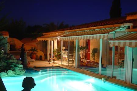 2 chambres pour 4 personnes - Avignon (84) - Haus