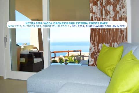 Affitto nuovoVillino Costa Paradiso