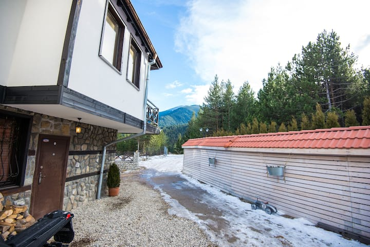 Forest House in Pirin National Park
