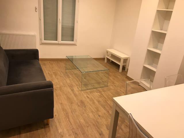 Appartement neuf au cœur du centre ancien