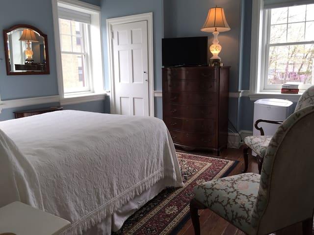 Rm204 Queen bedroom with Breakfast - Philadelphia - Bed & Breakfast