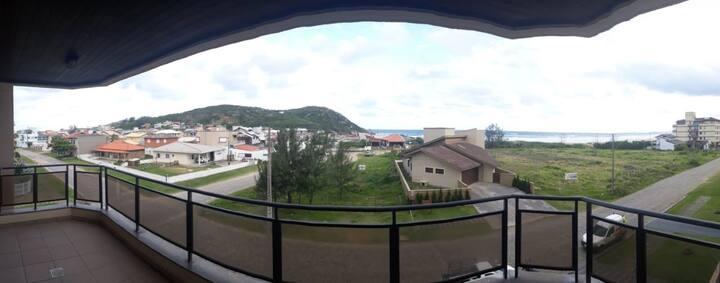 Apartamento frente para o mar Itapirubá