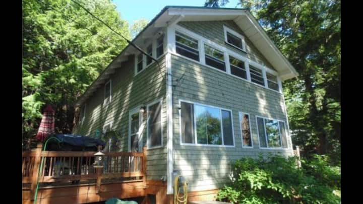 Lucerne Cottage On Phillips Lake Near Acadia