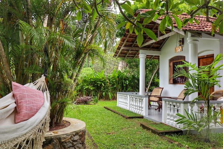 Cabana Yala With Garden View—Weligama