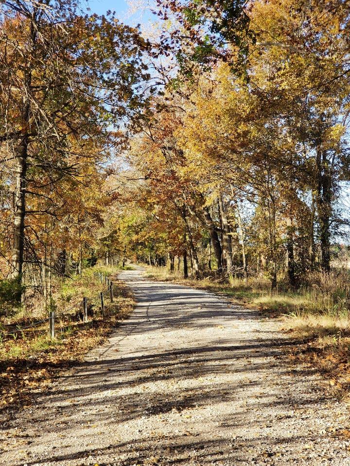Honey Creek Hideaway at Back Country Camp