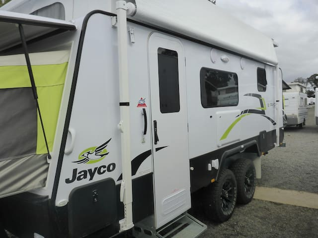 18ft Jayco Expanda to take with you - Ringwood