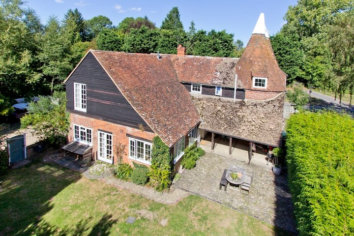 Large family house in Kentish Weald