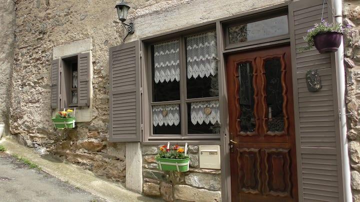 Chambre Sarrouzel -  La Maison du Clocher