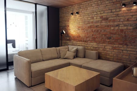 NEW Designer Loft in Kiev City Centre - Kiew - Wohnung