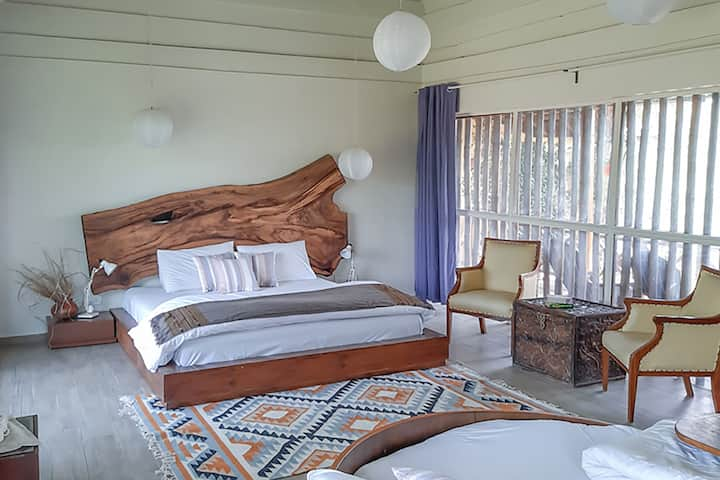 Seclude Palampur - Bhanwra Room (Private room)