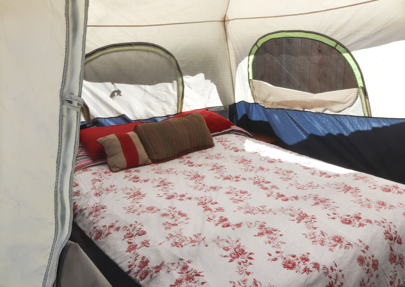your tent