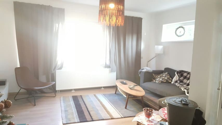 Newly furnished Cosy Apartment 2 Bedrooms - Watermael-Boitsfort - Byt