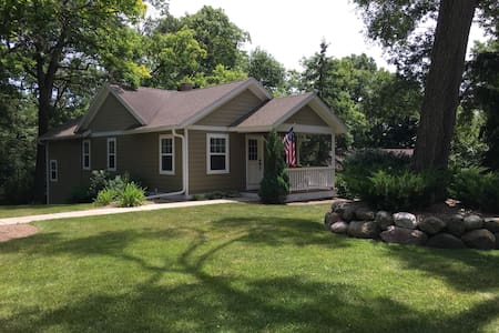 Lake Delavan area with lake access - Delavan - Casa