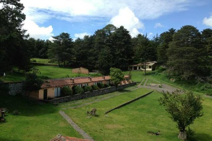 Peaceful, rustical lakeside room w/ balcony 2/12 - Villa Victoria - Chatka