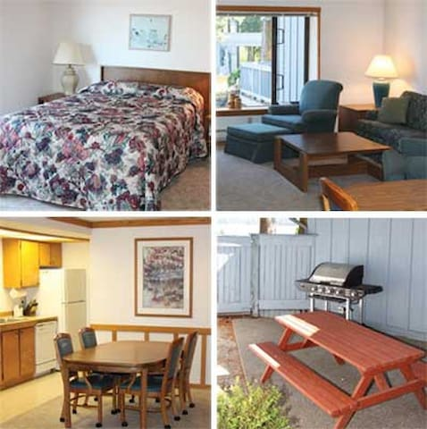 Serene Resort Condo on Hood Canal - Union - Condomínio
