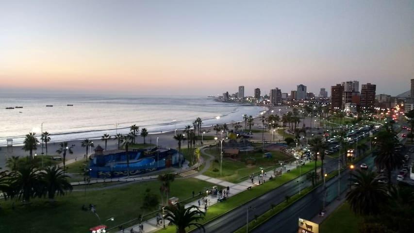 Espectacular Vista frente Cavancha - Iquique - Lägenhet