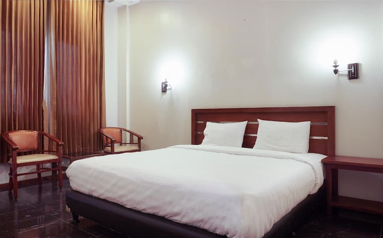 Affordable Double Deluxe At Yogyakarta