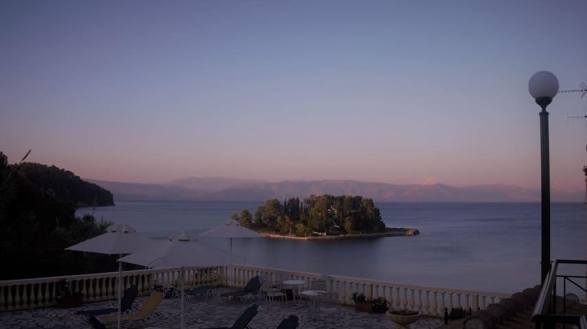 Batis Rooms - 6 - Amazing sea view with balcony!