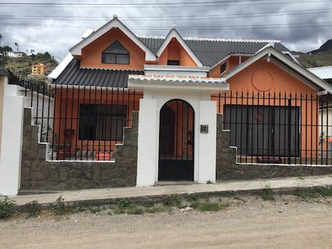 Complete private house in Girón, Azuay, Ecuador