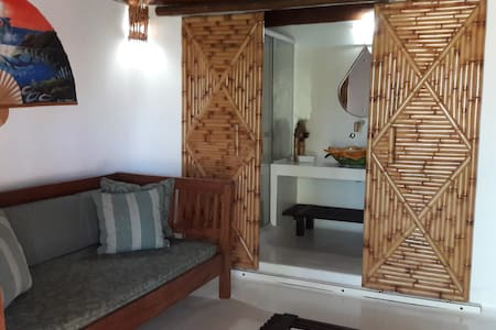 Linda Suite com mezanino - Praia do Forte - Bed & Breakfast