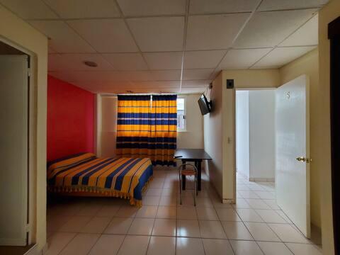Habitación super cómoda en centro de Miahuatlán