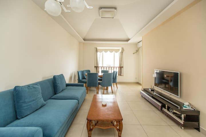 亚龙湾度假区两室一厅公寓