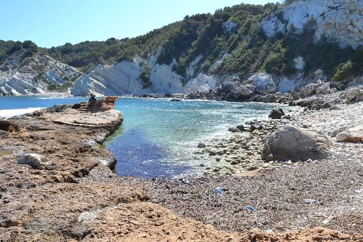 Disfruta  del pueblo más bonito del Mediterráneo - Jávea - Condominium