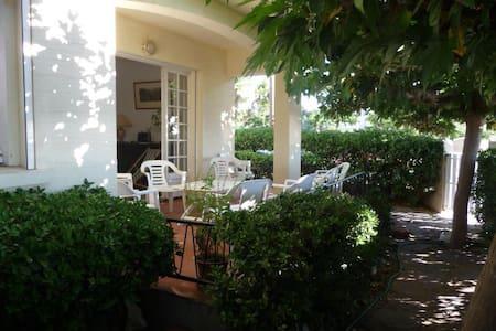 Location Villa Front de Mer - Narbonne-Plage - Villa