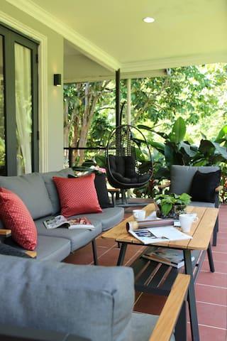 Kenanga Villa - Modern Living in Kampung