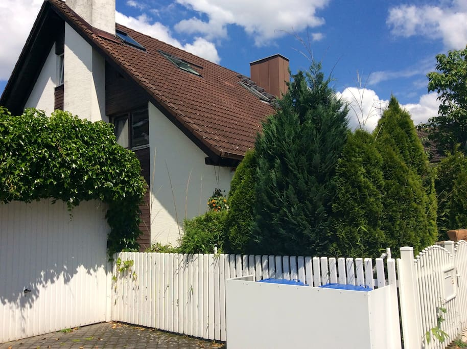 3 story private house in the southern part of Munich