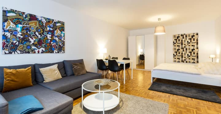 Hippe Wohnung in Potsdam Babelsberg Nähe Berlin