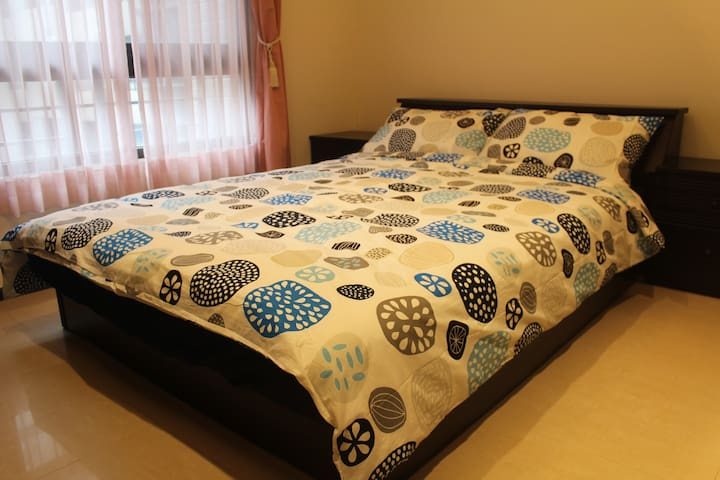 Cozy Apartment - Near Hsinchu Sheraton (Zhubei) - Zhubei City - Appartement