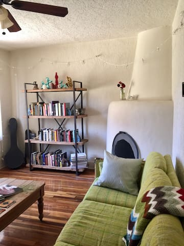 1 bdrm Casita by Plaza downtown - Santa Fe - Lägenhet
