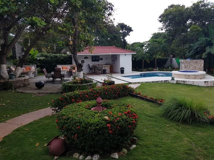 Casa de Playa en Costa esmeralda