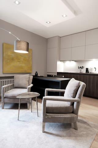 "SAXX Apartments ""Goldberg Karree"" Basic"