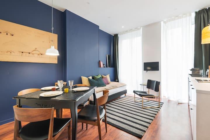 Apartment 1 bedroom Center Paris  Montorgueil