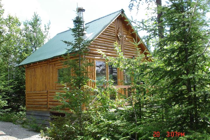 Ma cabane au Québec - Saint-David-de-Falardeau - Luontohotelli