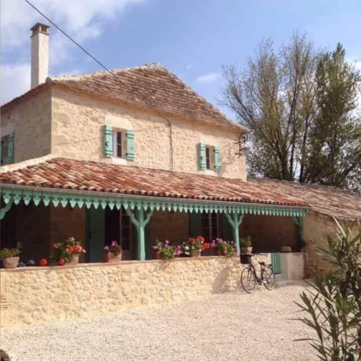 Luxury farmhouse in the heart of the Dordogne