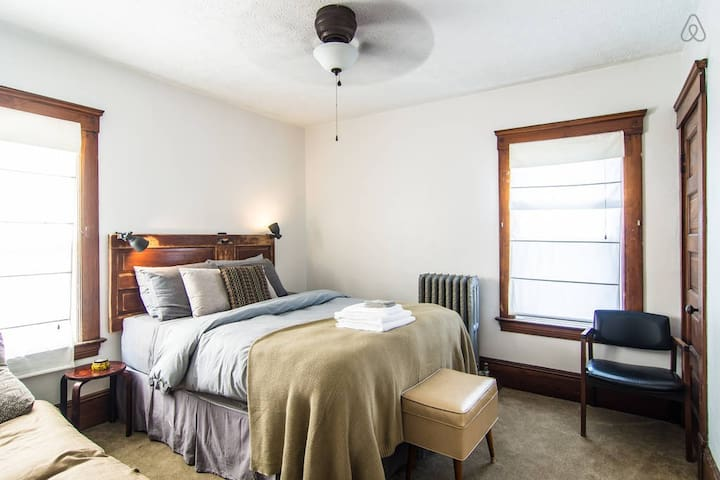 2nd floor bedroom.