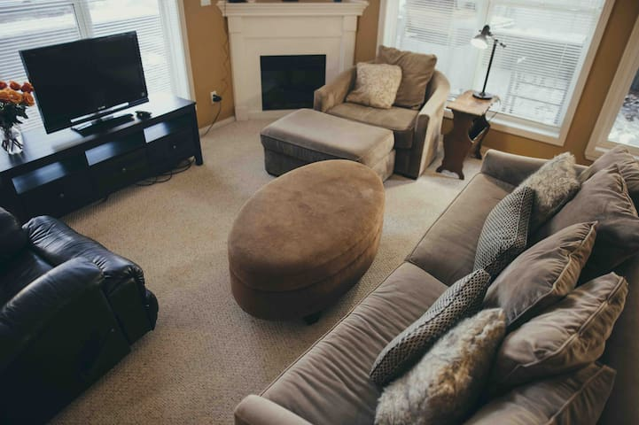 Garneau condo, Private 2 Bedroom