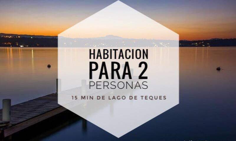 Recámara 1, Residencial Manantiales Cerca Teques.