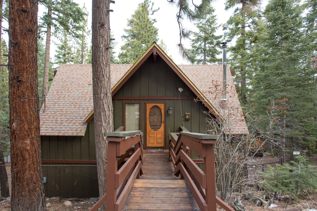 Chasing Dreams Cabin Big Bear Lake Cabins For Rent In