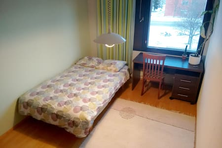 Simple room near the university - Lappeenranta - Wohnung