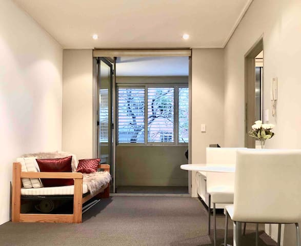 6a One bedroom apartment in Sydney City