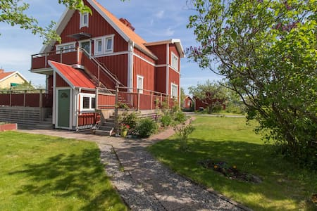 AlmbyBNB - Authentic Swedish Villa (90sqm)!