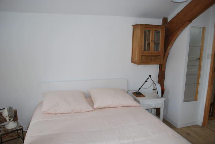 Chambre 5 à l'étage