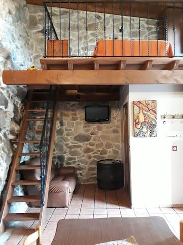 Loft rural Corte de Fora